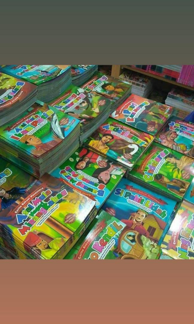 Buku cerita anak murah