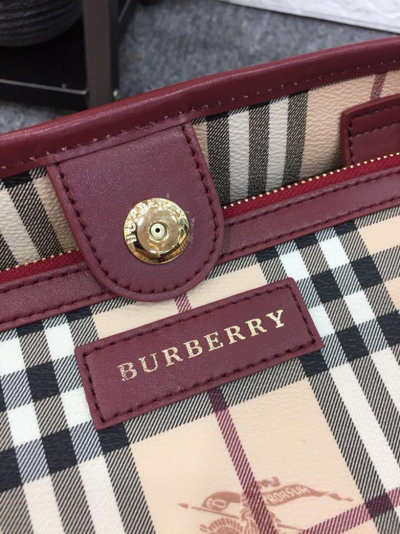 Burberry 38167412, SUPERMIRROR, w26xh27xd16cm   @1.8jt  (Quality d jamin bagus skl)