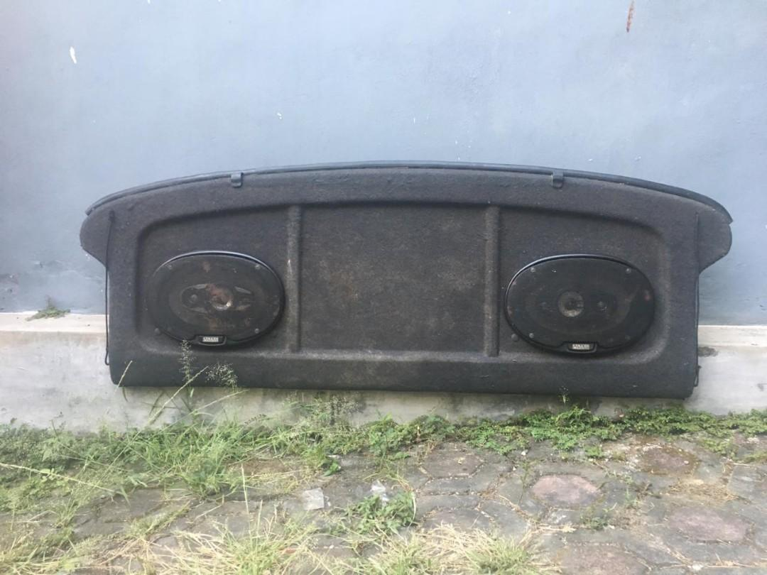 Dashboard Bagasi Toyota Starlet