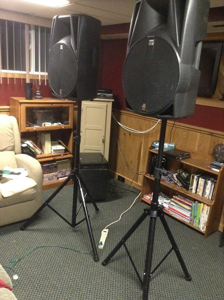 DJ rates karaoke rates photobooth rates lighting rates all in one