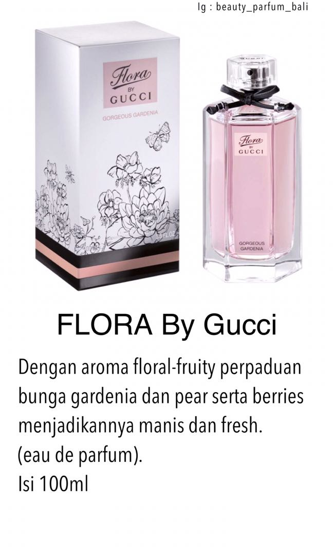 Flora By Gucci Parfum