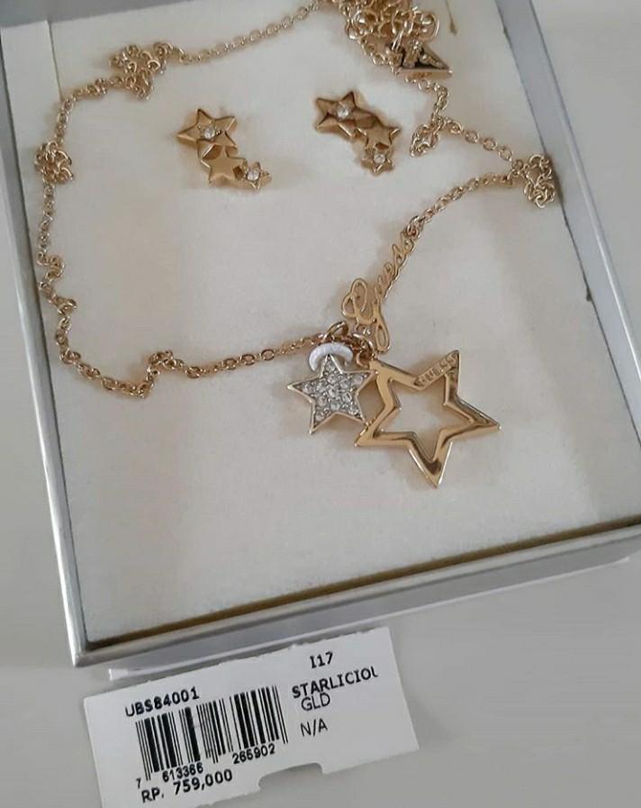 Guess Boxset Jewelry Original Store