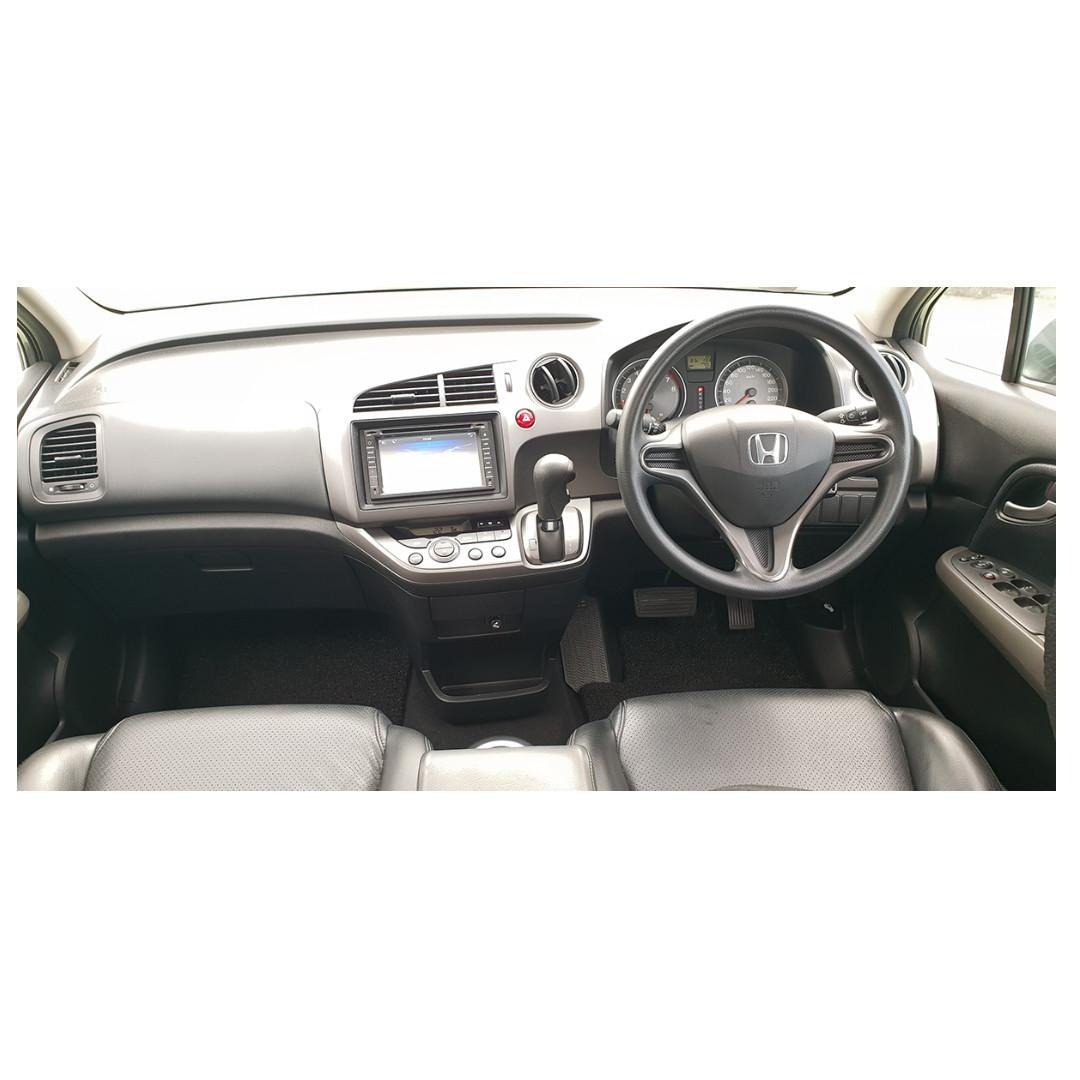 [RESERVED] PARF Honda Stream 1.8A Sunroof - Rental