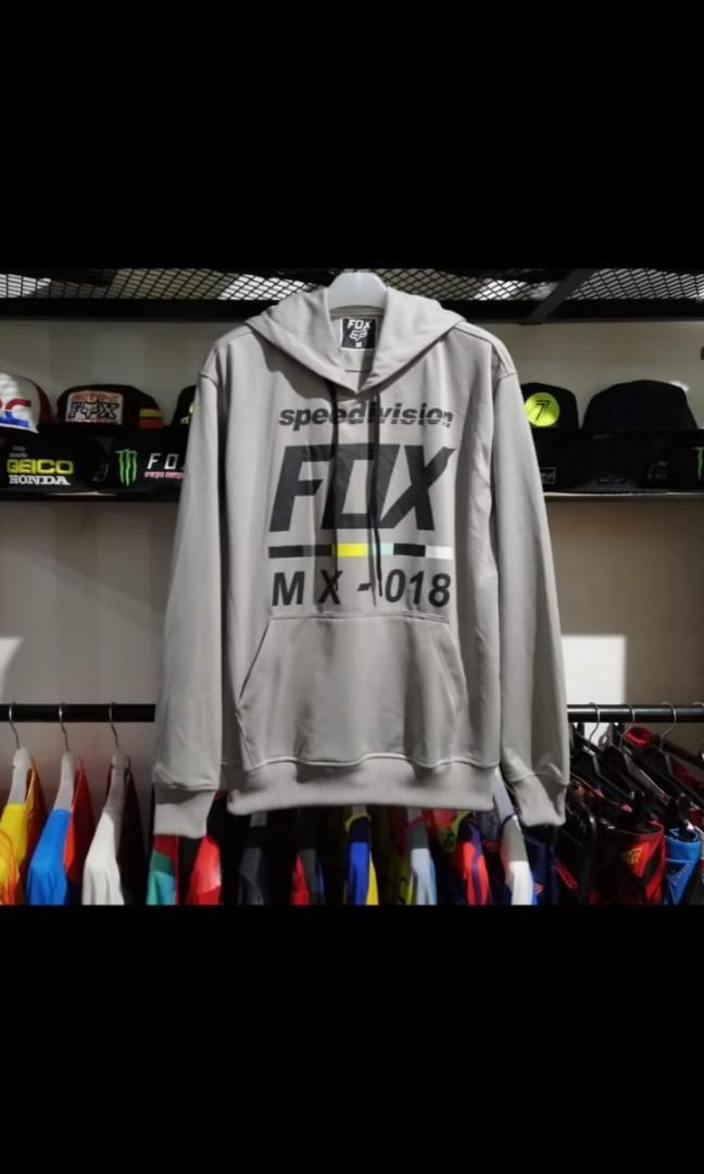 hoodie fox racing
