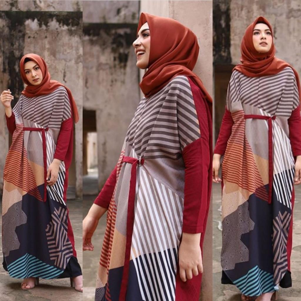 Kaftan Deenay Fesyen Wanita Muslim Fashion Gaun Di Carousell