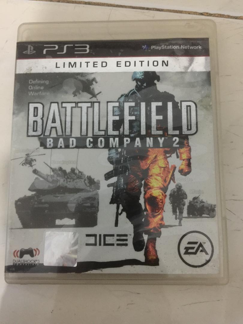 Kaset game ps 3 limited edition