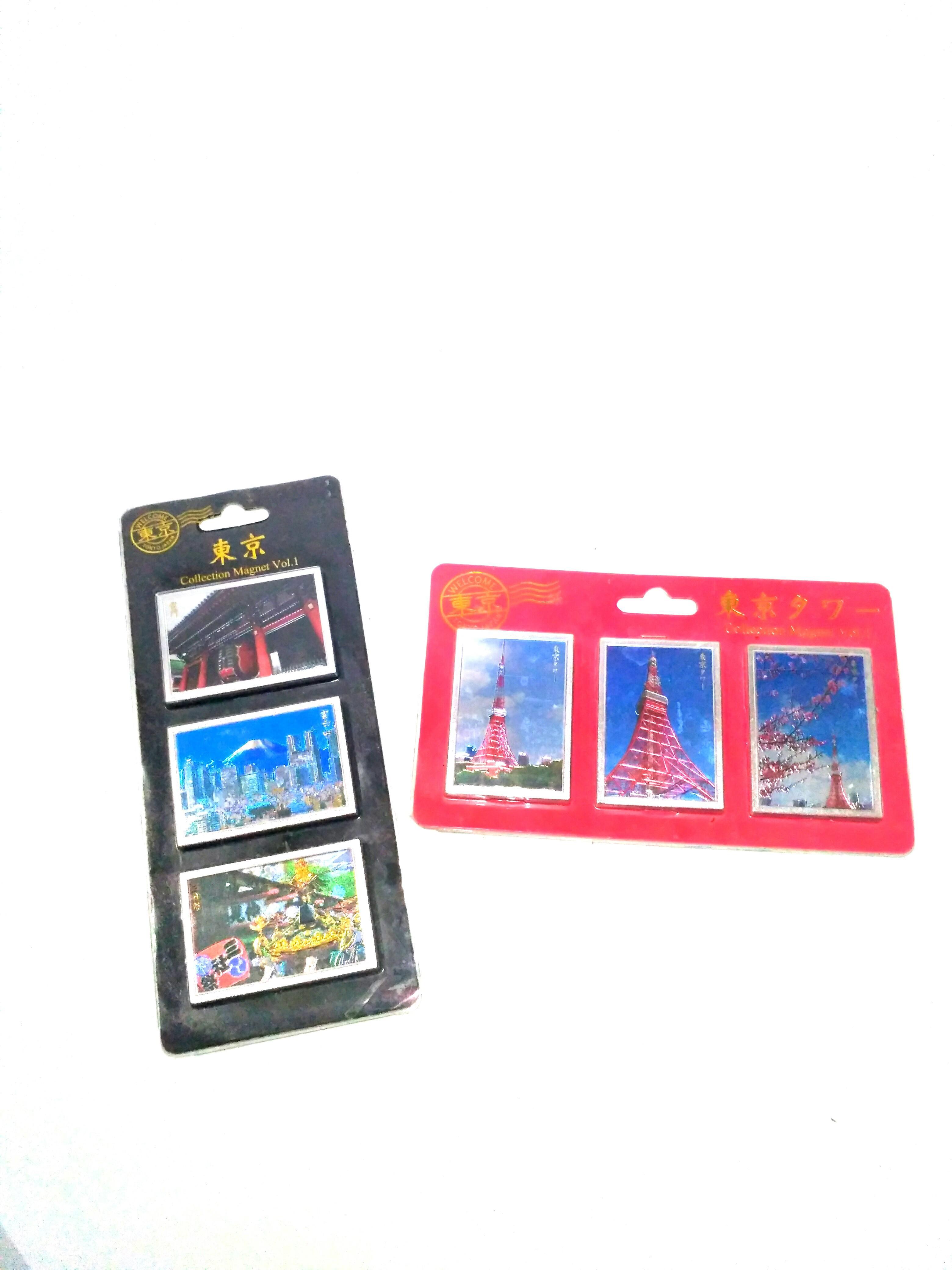 Magnet Kulkas Oleh Oleh Souvenir Jepang
