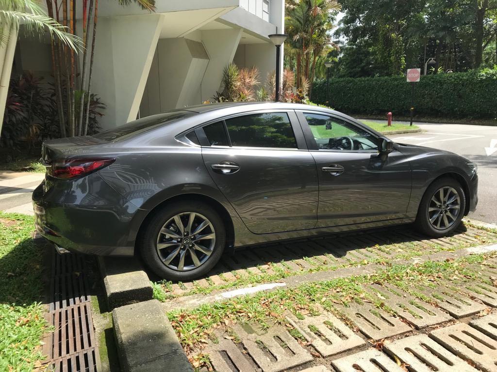 Mazda 6 2.0 Sedan Standard Auto