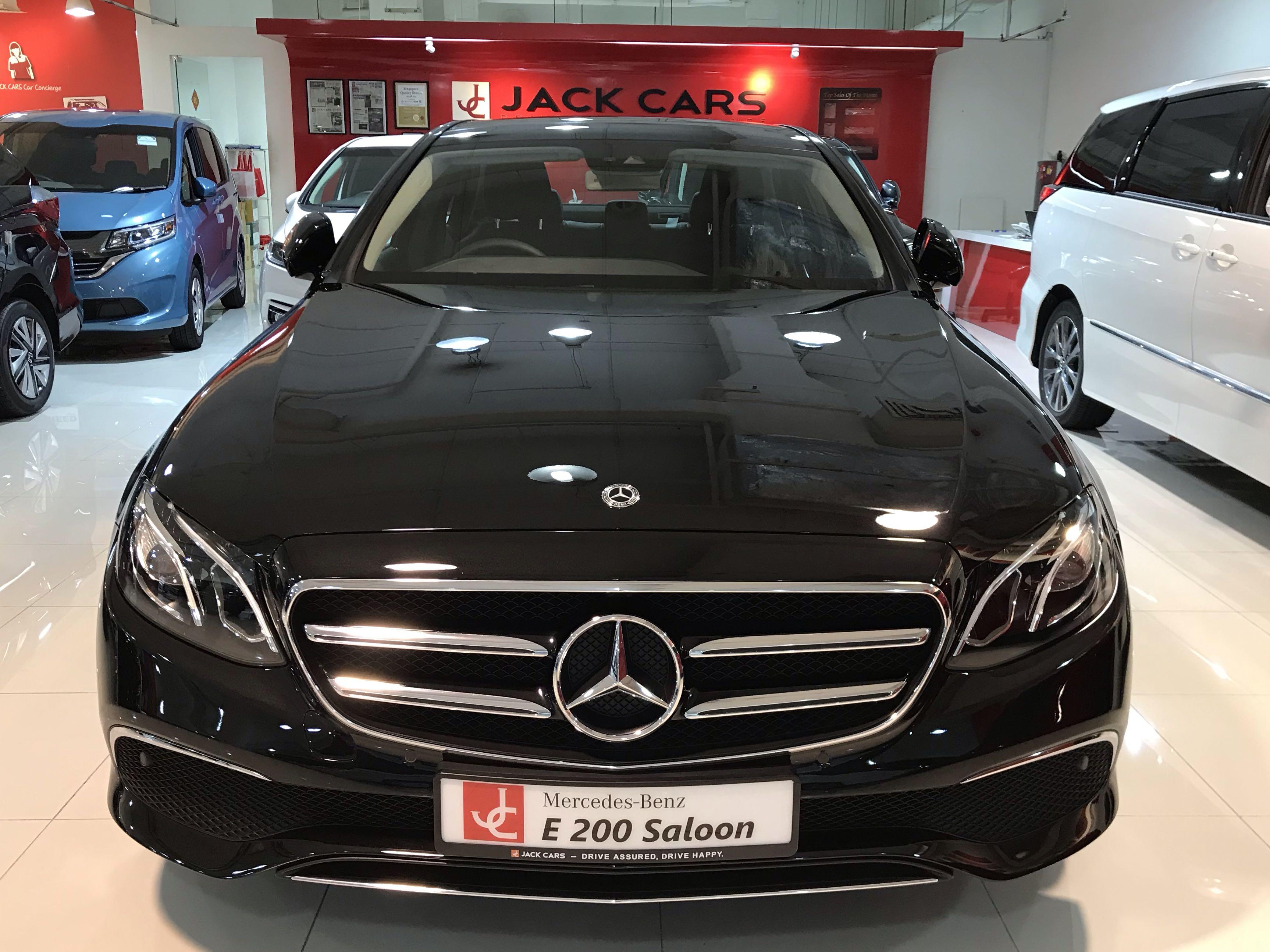 Mercedes-Benz E200 Saloon Avantgarde Auto