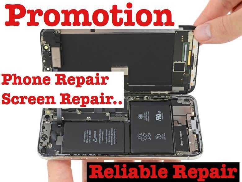 iPhone Screen Repair, Samsung Screen Repair, Phone S8 Repair