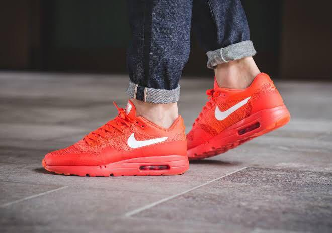 uk availability 7517f dcdc0 Nike Air Max 1 Ultra Flyknit on Carousell