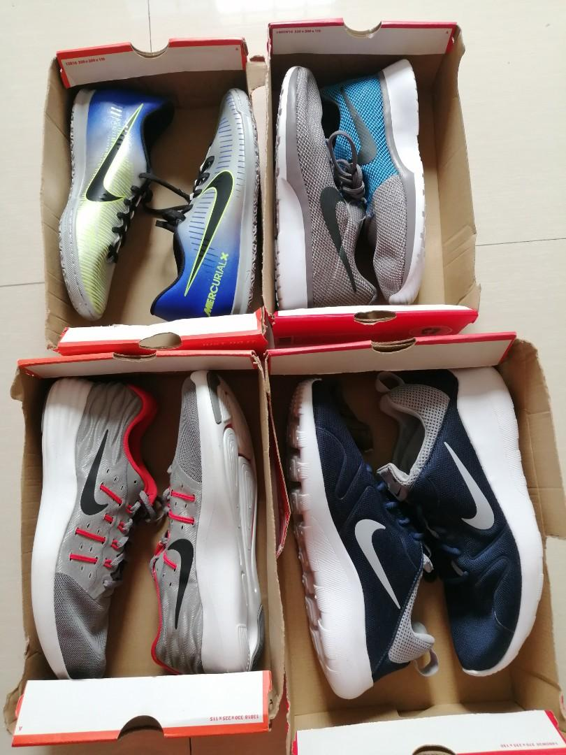 Nikes offers steals