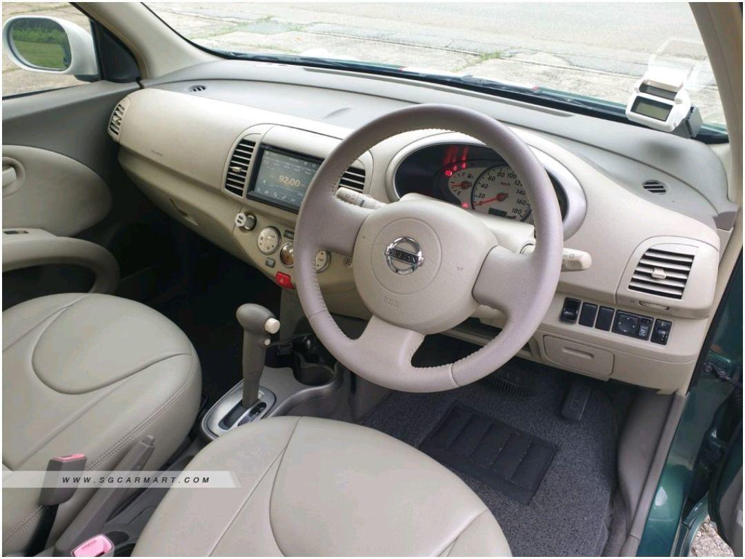 Nissan March 1.4 E Auto