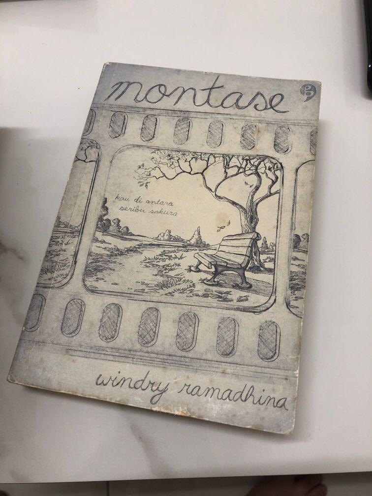 novel montase