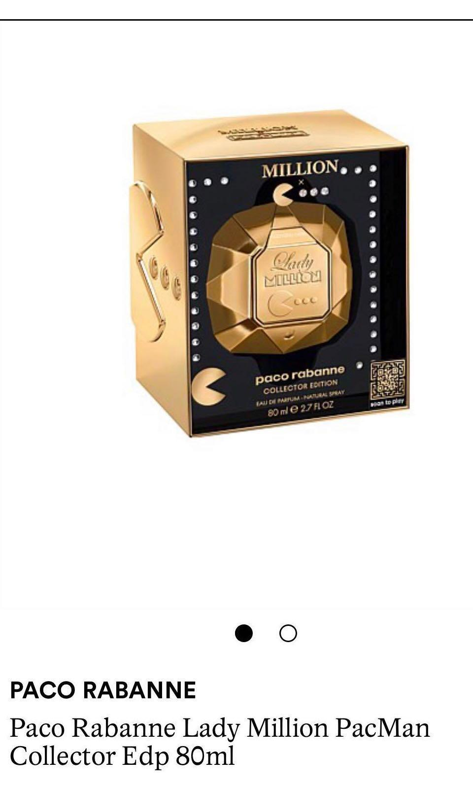 Paco Rabanne Lady Million x Pac-man *LIMITED EDITION*