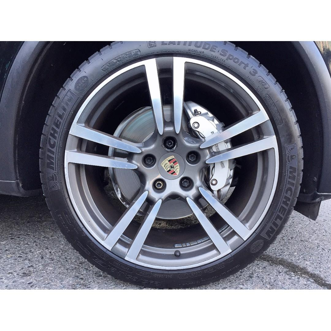 PORSCHE   CAYENNE S 4.8 V8   2013
