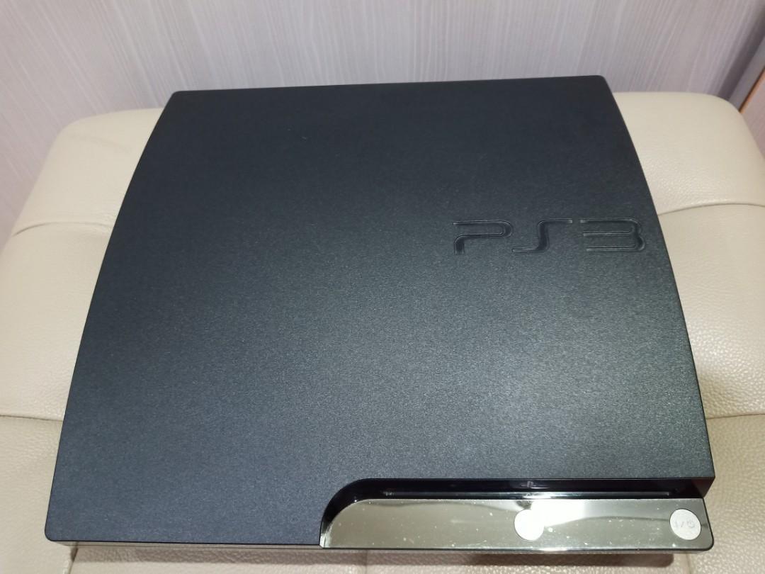 PS 3 slim + HD EXTERNAL 1TB