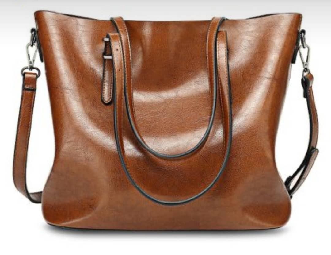 PU Leather Handbag (Preorder)