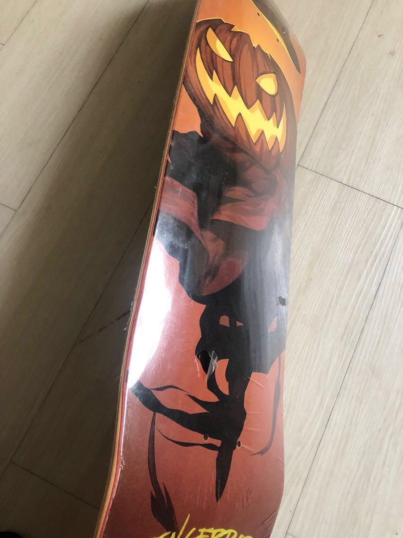 Skateboard 7.78 Fingerpop! (Barter dengan size 7.5)