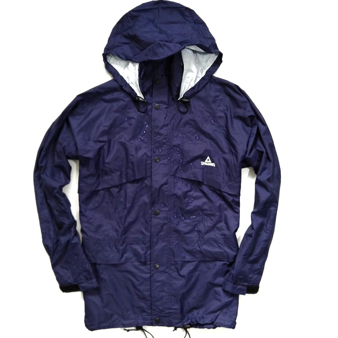 Spalding Jacket Running Not Nike adidas