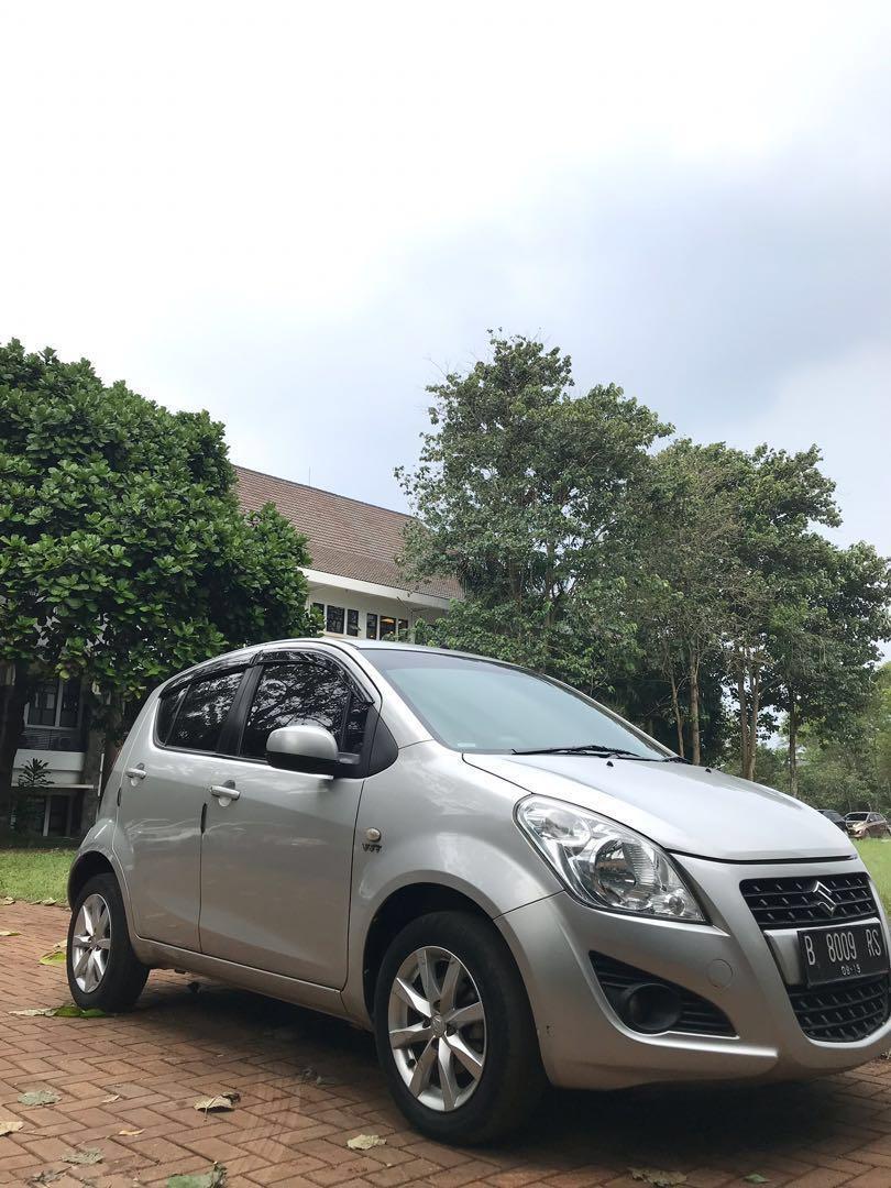Suzuki Splash M/T 2014