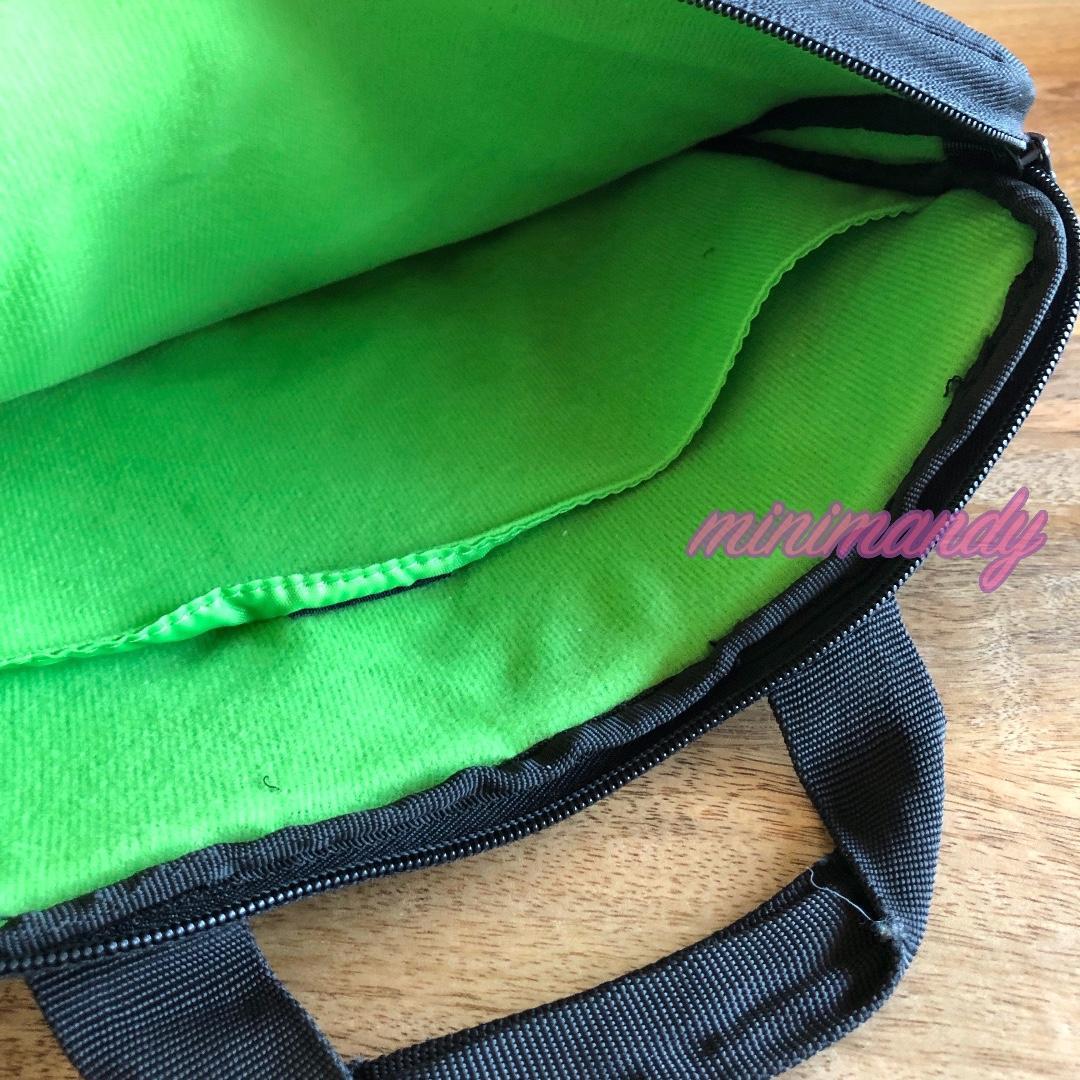 """Targus black laptop bag 13"""" Drifter Slipcase For MacBook® slim case sleeve TSS568AP"""