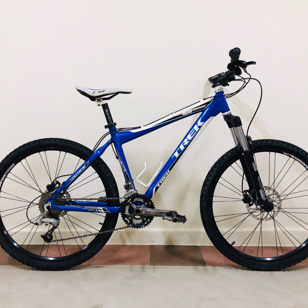 b2b6bb5155f Trek 6500 bike (Medium, 27-Speed), Bicycles & PMDs, Bicycles, Mountain Bikes  on Carousell