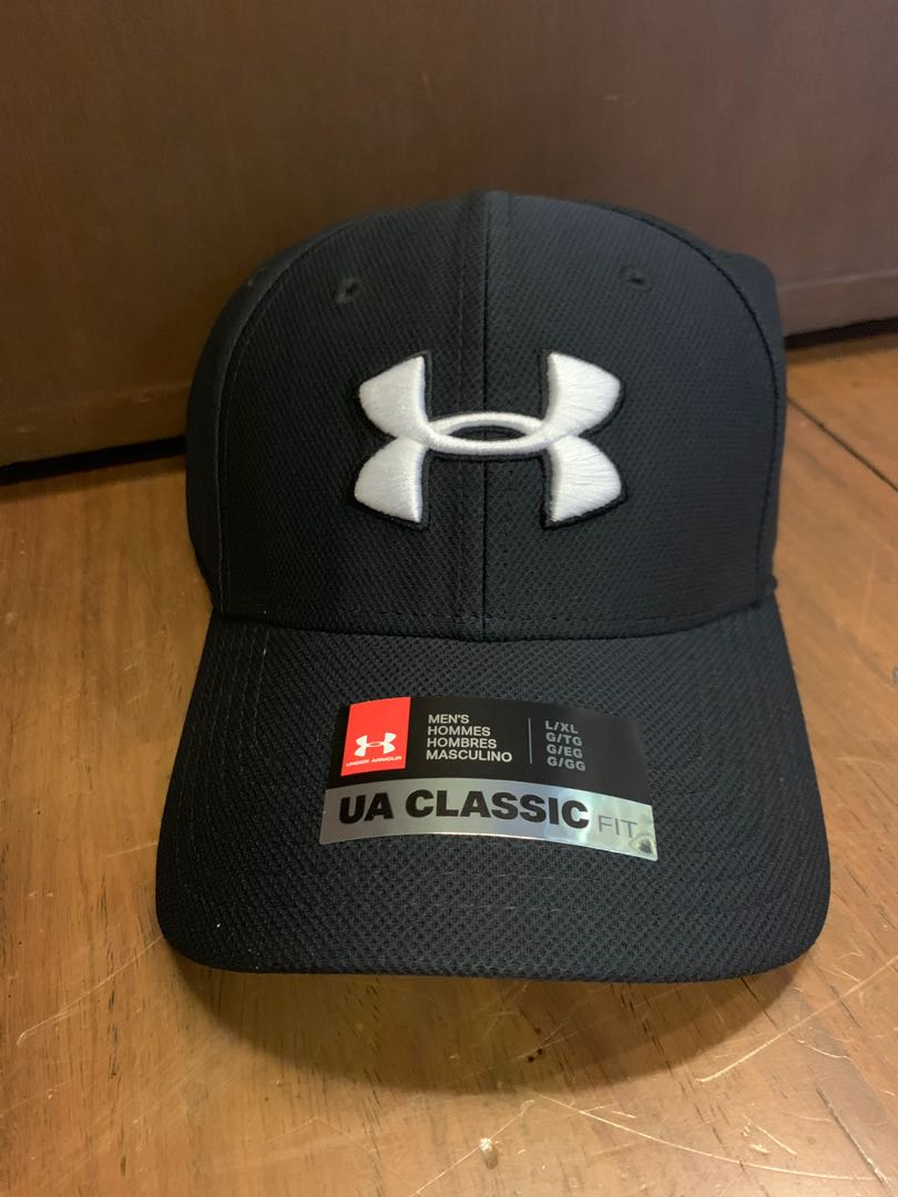 big sale cf581 c7c82 Under Armour Classic Fit Cap (Size L XL) on Carousell