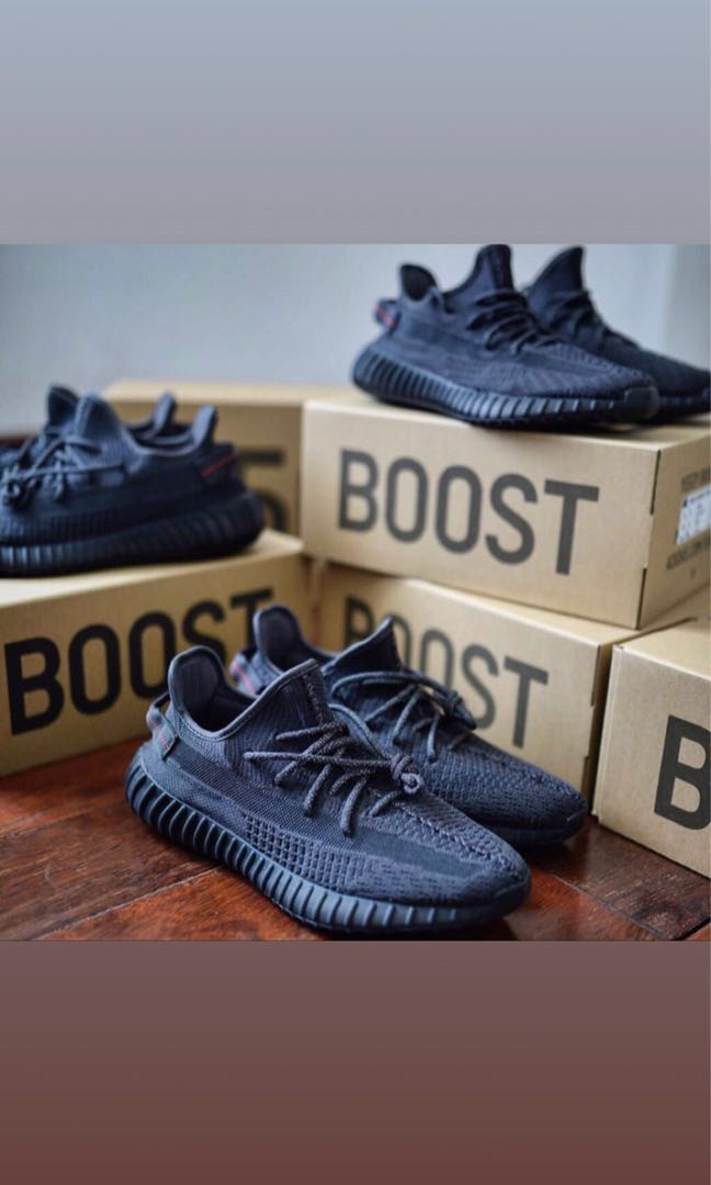 newest bfd49 c2434 Want To Buy - Yeezy Pirate Black V2 (20 pairs)
