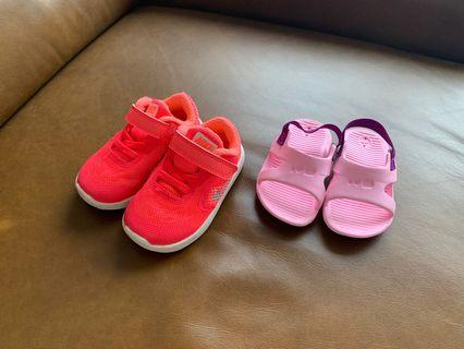 wts Baby Girl Nike Shoes / Decathlon Shoes