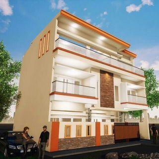 Rumah Mewah Design Modern Minimalis