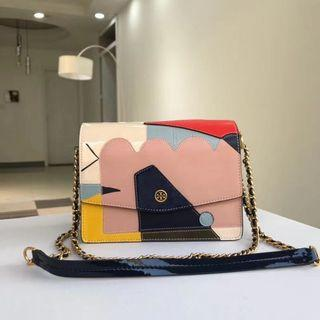 GSS 2019 SS collection. Tory Burch Robinson convertible shoulder bag