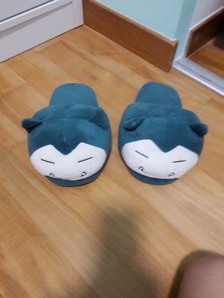 snorlax soft shoes