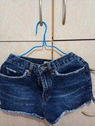 Denim Shorts牛仔短褲