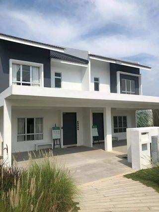Limited units ‼️ last 2 Double storey terrace house of sold‼️