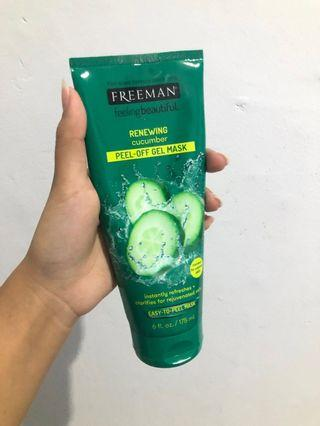 Freeman mask cucumber