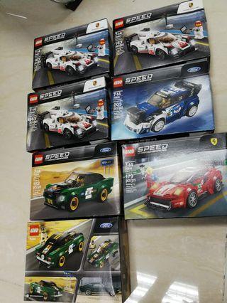 LEGO小车