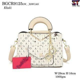 PU Leather Carlorino Handbag for Women BGCR9125