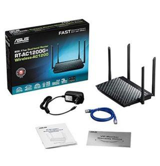 🚚 ASUS RT-AC1200G+ Dual-Band Wireless Router