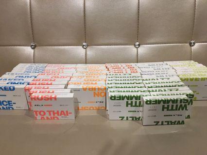 🚚 客人下單區-綠豆沙x2薄荷1藍莓1凍檸1水果1芒果1