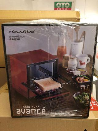Recolte solo oven