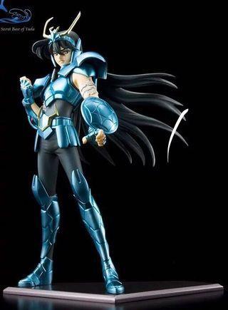 日版 聖鬥士星矢 紫龍 有外盒