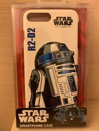 星球大戰 Star wars iphone case 7 plus 8 plus R2-D2