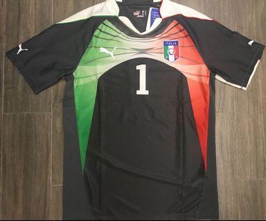 意大利保方Buffon 球衣波衫球員版 L全新