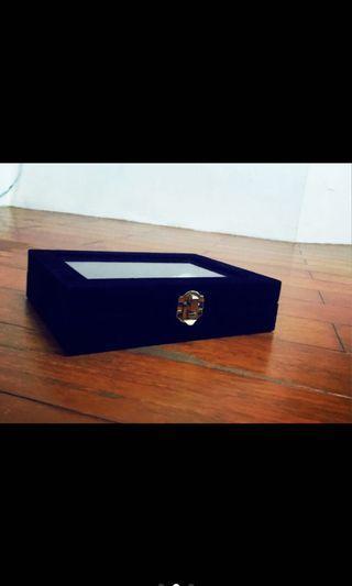 🚚 戒指耳環收納盒