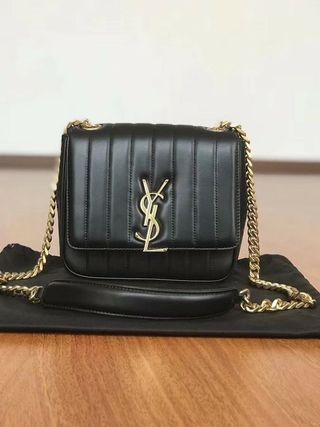 YSL Vicky Crossbody Bag