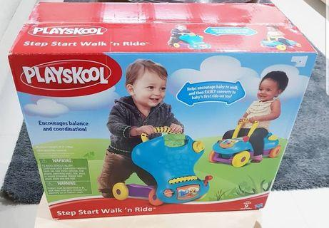 Playskool Walk n Ride - Baby walker