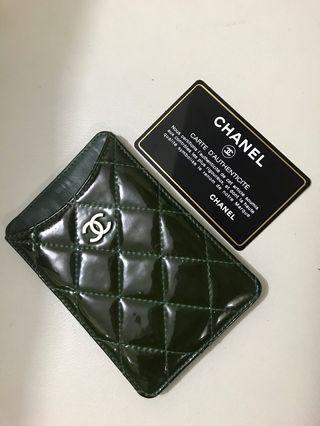 Chanel Card Holder/I phone case