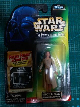 Star Wars Figure ~ Princess Leia Organa in Ewok Celebration Outfit