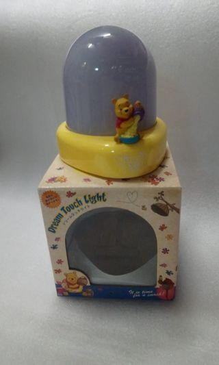 Winnie the Pooh雪芯燈